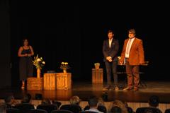 Representaci�n teatral a beneficio de la Asociaci�n de Alzh�imer
