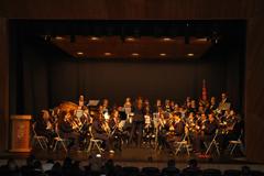 La Banda de Música rinde homenaje a Santa Cecilia con el concierto Zarzuela