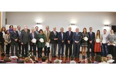 El Ayuntamiento de Álora recibe un premio por Buenas Prácticas en Salud