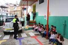 La Policía Local de Álora imparte clases de Educación Vial