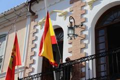 Álora conmemora el 41 aniversario de la Constitución Española
