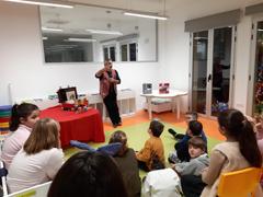 Actividades en la Biblioteca Municipal Tomás García