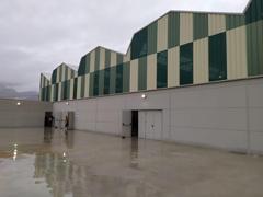 Inaugurado el Pabellón de Deportes de Bermejo