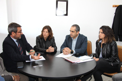 El Ayuntamiento solicita al Patronato la rehabilitaci�n de su oficina