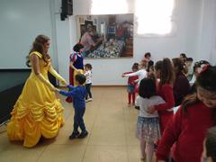 La Casa de la Cultura acoge la Animaci�n �D�a de San Valent�n�