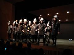 La Eterna Banda del Capitán Veneno actúa en el Teatro Cervantes