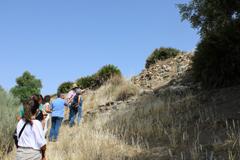 Se inician los trabajos arqueológicos en  El Castillejo