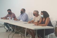 El Ayuntamiento mantiene un encuentro vecinal en las Casas Nuevas