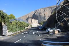 El Ayuntamiento acomete obras de mejora de acceso en El Chorro
