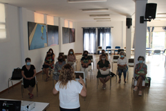 Álora acoge un taller de encuentro personal desde el humor