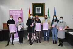 �lora presenta el programa del D�a contra la Violencia de G�nero