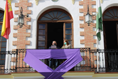 Álora celebra varios actos para conmemorar el 25N