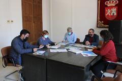 Reuni�n de trabajo para el inicio del presupuesto 2021