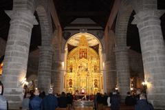 Misa en honor a San Juan y Mar�a Sant�sima del Amor