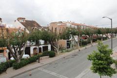 El Ayuntamiento acomete labores de poda en la Avda. Ruiz Picasso